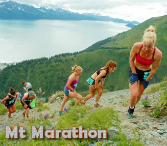 Photo by Lanara Buehler - Mount Marathon
